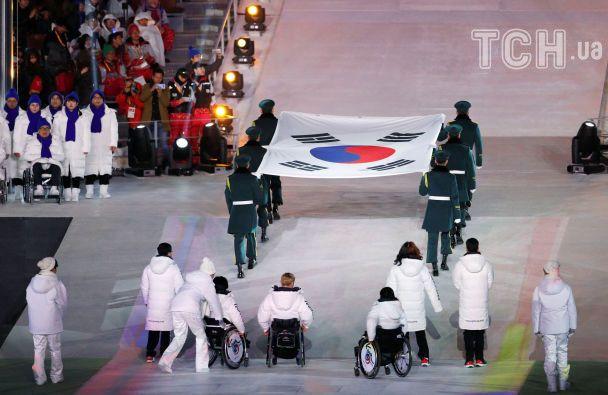 У Пхенчхані закрили Паралімпійські ігри-2018 потужним шоу, США виграли Ігри