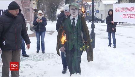 Україною прокотилися акції протесту проти виборів російського президента