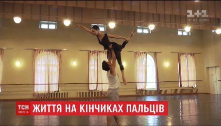 Самая красивая балетная пара Европы мотивирует маленьких украинцев заниматься балетом