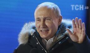 """Путін назвав """"неподобством"""" блокування виборчих дільниць у посольствах на території України"""