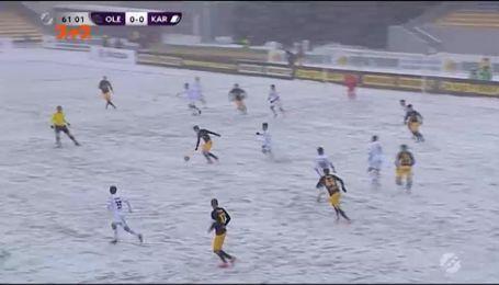 Александрия - Карпаты - 1:1. Видео матча