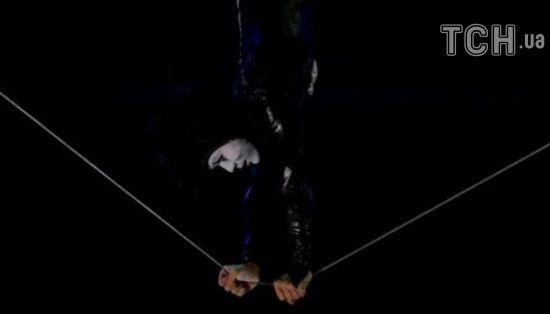 У США під час виступу розбився досвідчений артист Cirque du Soleil