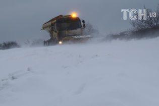 В Днепре из-за рекордных снегопадов готовы объявить чрезвычайное положение