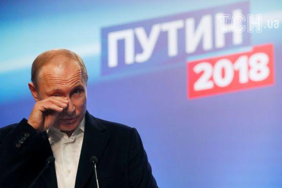У Росії оприлюднили кількість тих, хто прийшов на вибори президента
