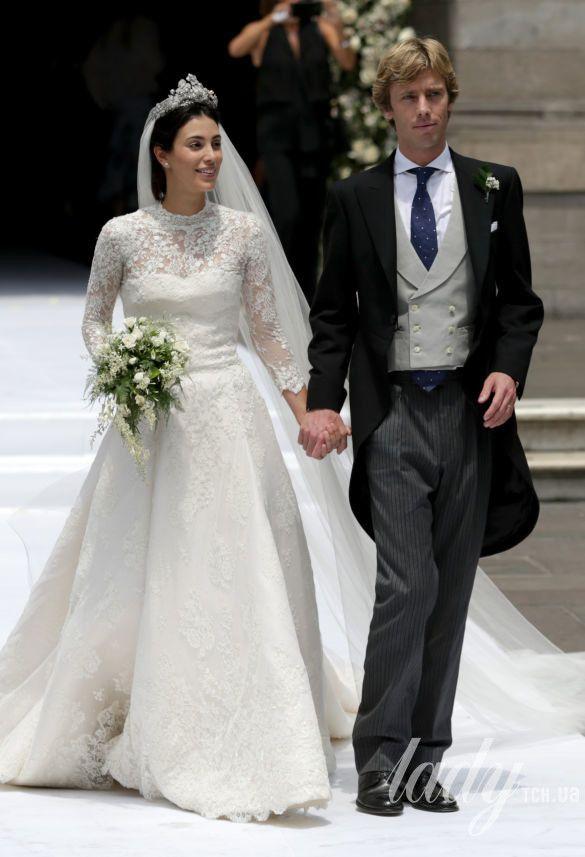 Принц Кристиан Ганноверский и его супруга Алессандра де Осма