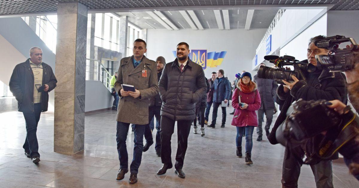 @ Facebook/Николаевский международный аэропорт