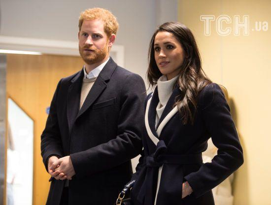 Принц Гаррі відмовився від шлюбного договору з Меган Маркл – ЗМІ