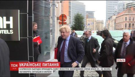 Отравление Скрипаля и украинские реформы: о чем будут говорить на саммите в Брюсселе