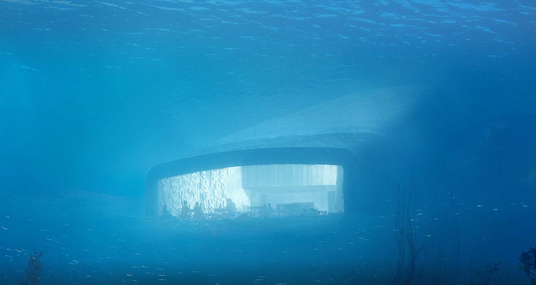 Підводний ресторан Under_3