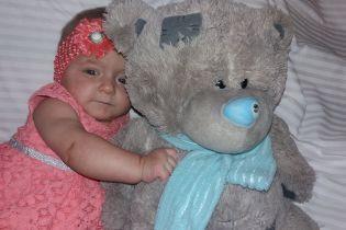 Про світ звуків для своєї донечки Лізи мріють її батьки