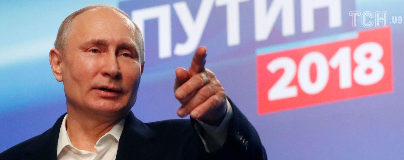 Оборона й економіка: Путін розповів про свої пріоритети під час нового президентського терміну