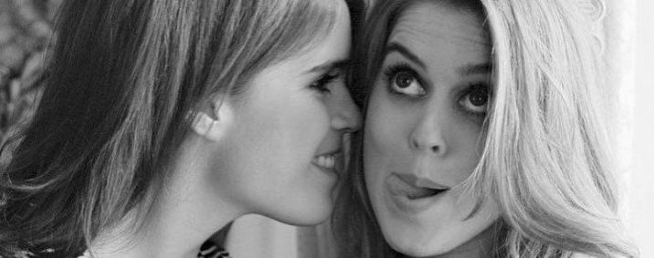 Лучшие подруги: принцесса Евгения показала милое фото со своей сестрой Беатрис