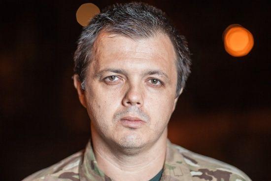 Семенченка допитують у ГПУ за справами проти добровольців