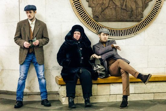 У київському метро орудували незвичайні кишенькові злодії