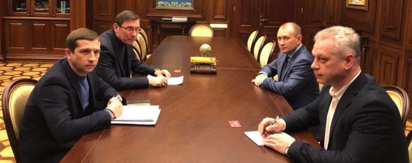 """Луценко заявил о фактах пересылки через """"Новую почту"""" безакцизного алкоголя и наркотиков"""