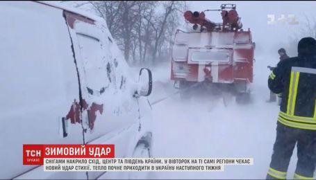 Украинцы продолжают страдать от аномальных осадков