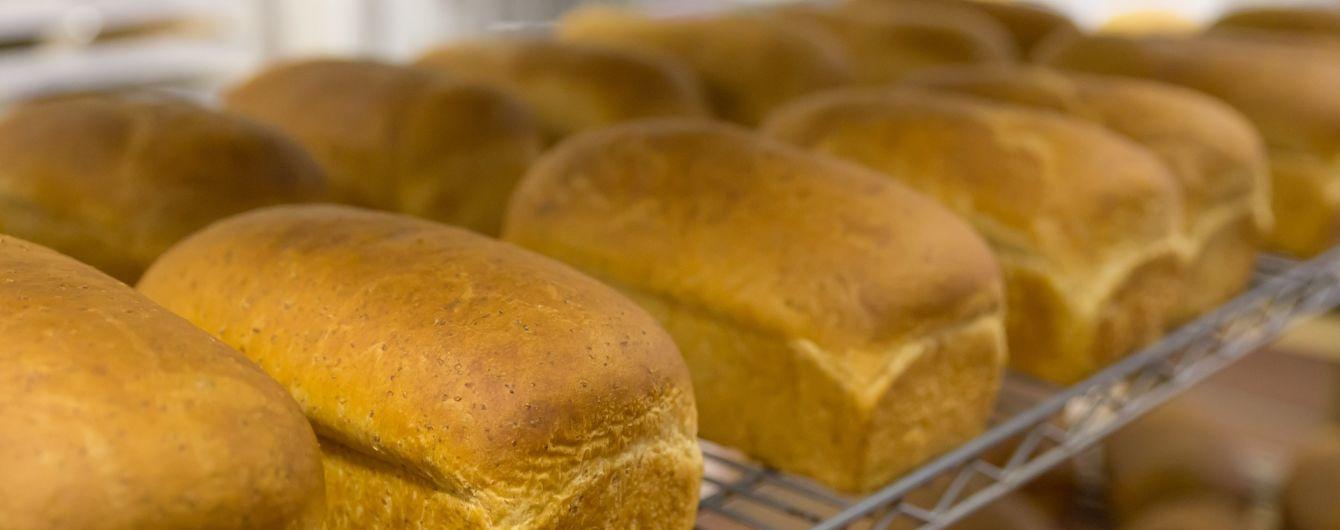 В Україні здорожчав хліб
