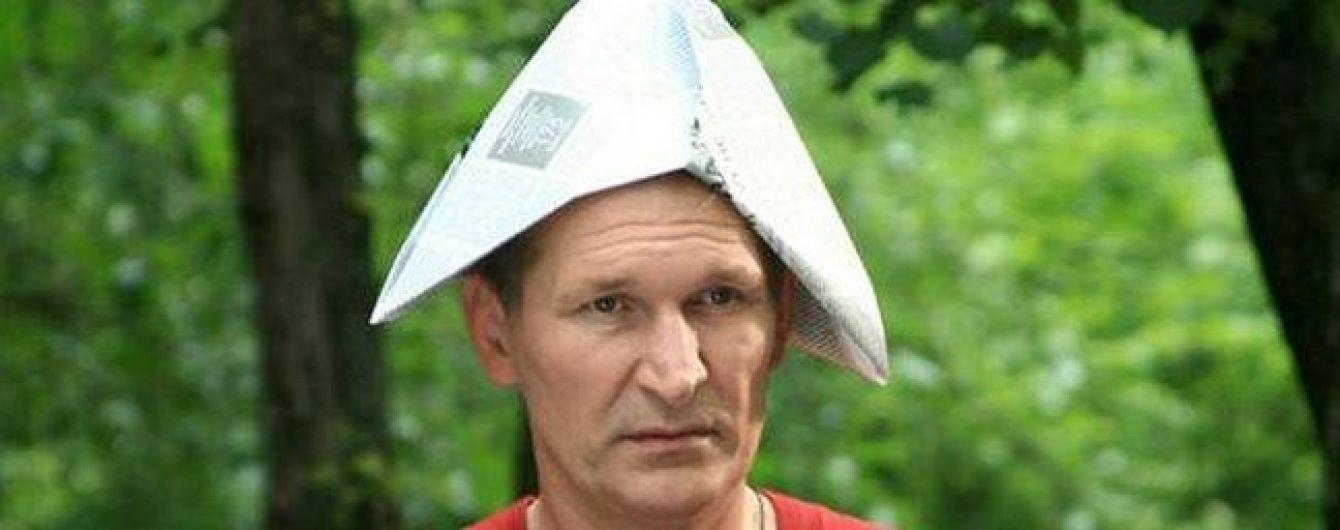Стали відомі причини госпіталізації Федора Добронравова