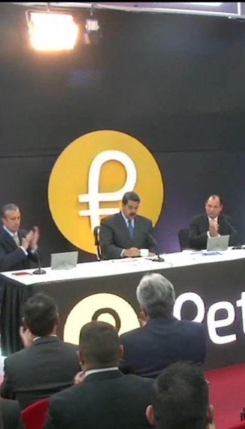 Венесуэльская криптовалюта попала под санкции США