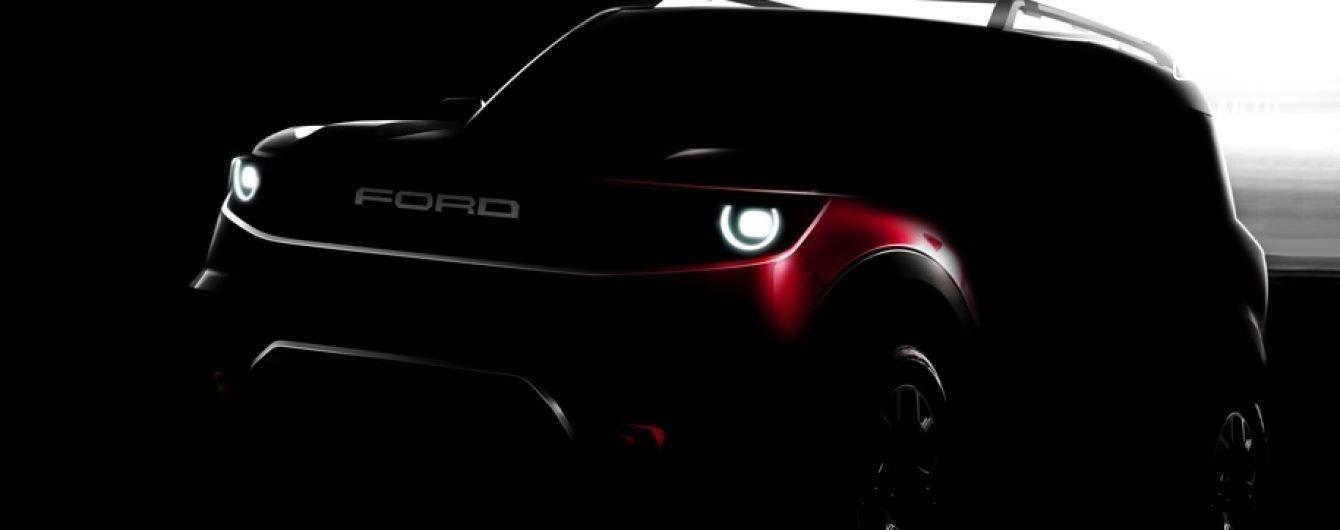 Ford расширит линейку внедорожников