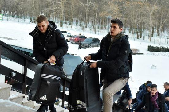 Відкладений дебют. Яремчук покинув збірну України