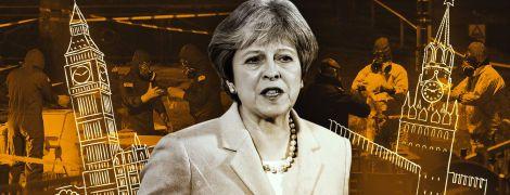 Чому Британія не піде на жорсткі кроки проти Росії