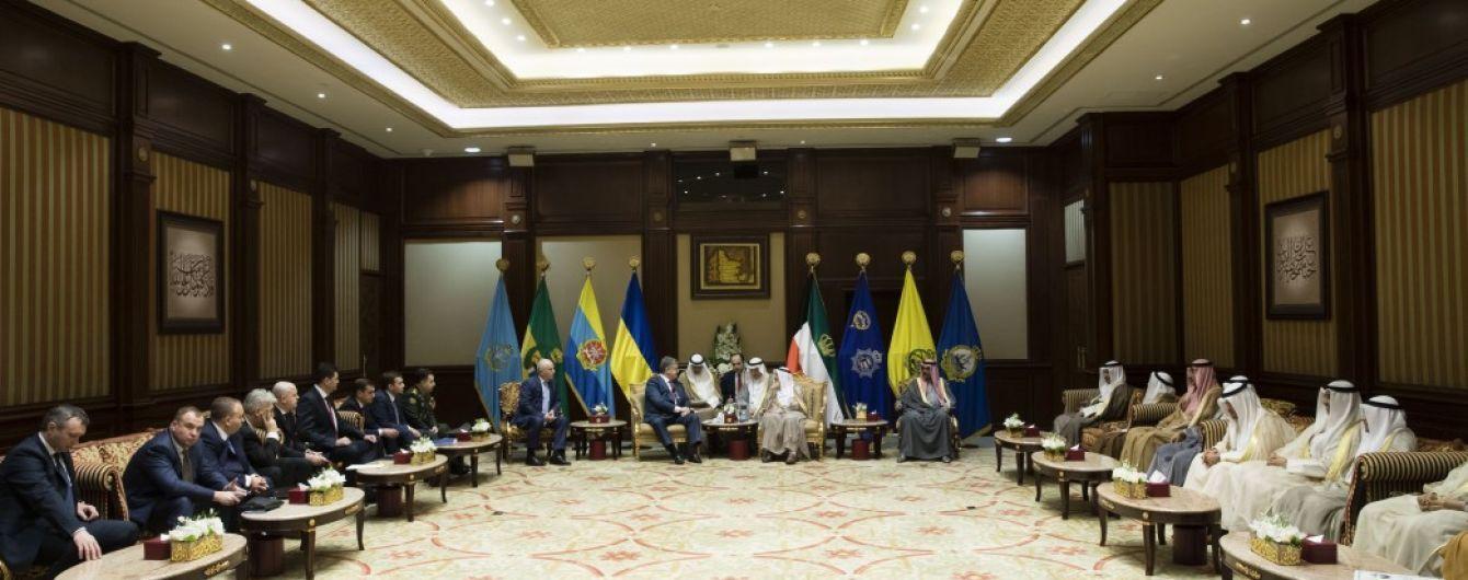 Україна домовилася про безвіз з Катаром