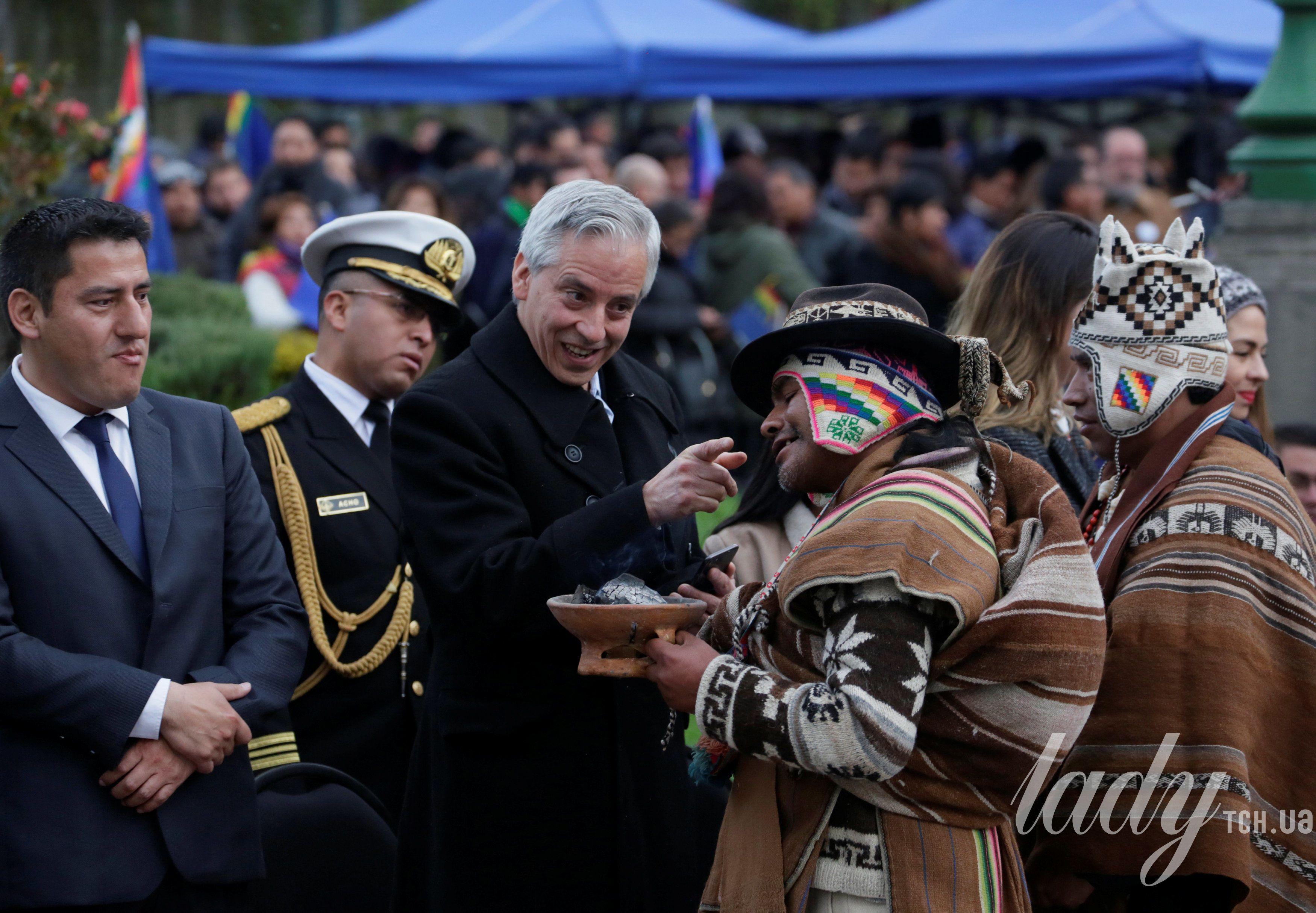 Жена вице-президента Боливии Клаудия Фернандес_3