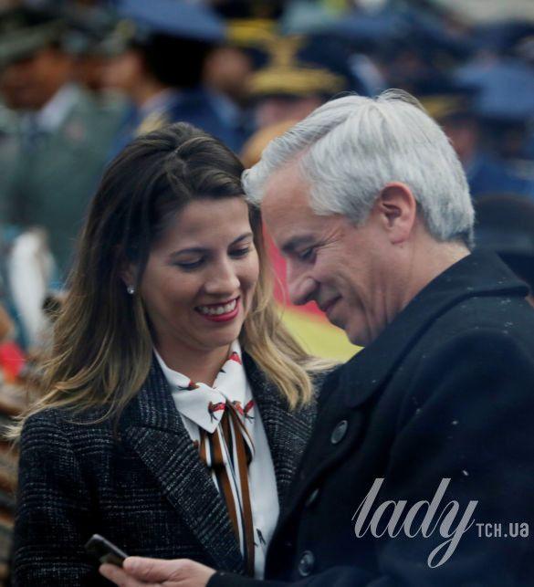Жена вице-президента Боливии Клаудия Фернандес_4