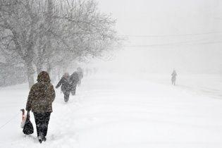Останні дні зими. В Україні ще тріщатимуть морози до 19 градусів та лютуватимуть хуртовини