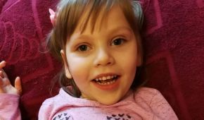 4-річна Дар'я потребує допомоги