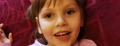 4-летняя Даша нуждается в помощи