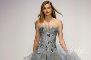 Объект желания - платье из фатина: тенденции моды сезона весна-лето 2018