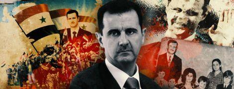 Башар Асад: досье на организатора массовых казней