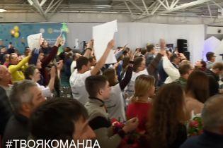 Тріумфальне повернення: параолімпійську збірну зустріли з Пхенчхану з тортами, котлетами та квітами