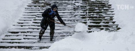 В среду Украину будет посыпать снегом. Прогноз погоды на 21 марта
