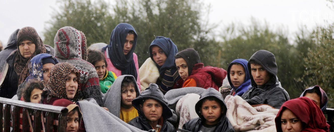 Российский самолет бомбил лагерь беженцев в Сирии: есть погибшие