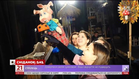 Журналістка Ірина Гулей занурилася у театр ляльок і готова ділитися враженнями