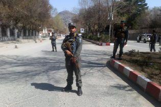 В Кабуле произошла серия взрывов со стрельбой