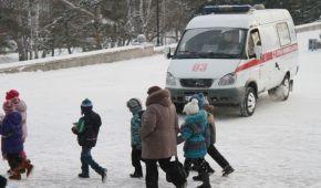 У Росії госпіталізували 23 школярів через викид сірководню на звалищі