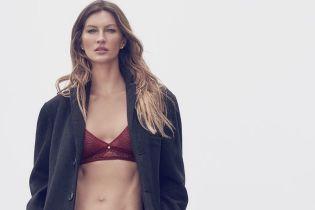 В сексуальных боди и нижнем белье: Жизель Бундхен предстала в новом фотосете