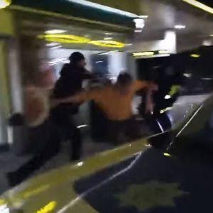На Волині патрульні побили водія та застосували сльозогінний газ на очах у дитини