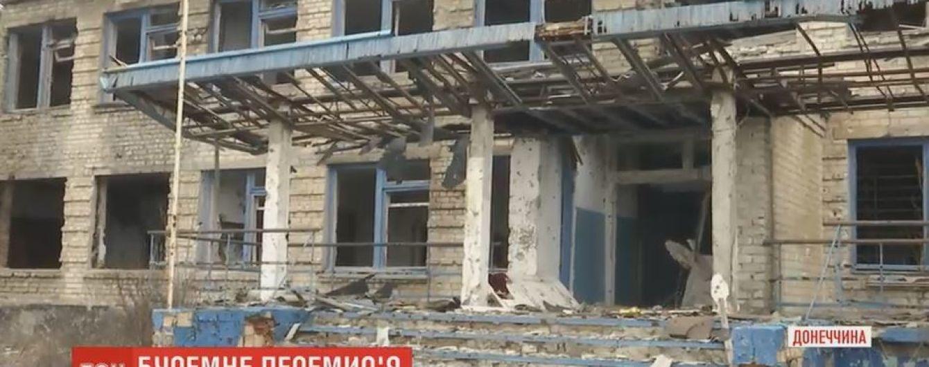 Прикрываются детьми: боевики приглашают детей на передовую, чтобы разгрузить боеприпасы