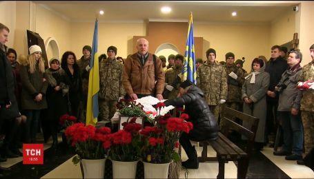 В Николаеве попрощались с боевым летчиком Владиславом Волошиным