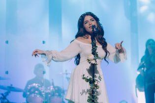 Христина Соловий рассказала, почему рассталась со своими музыкантами