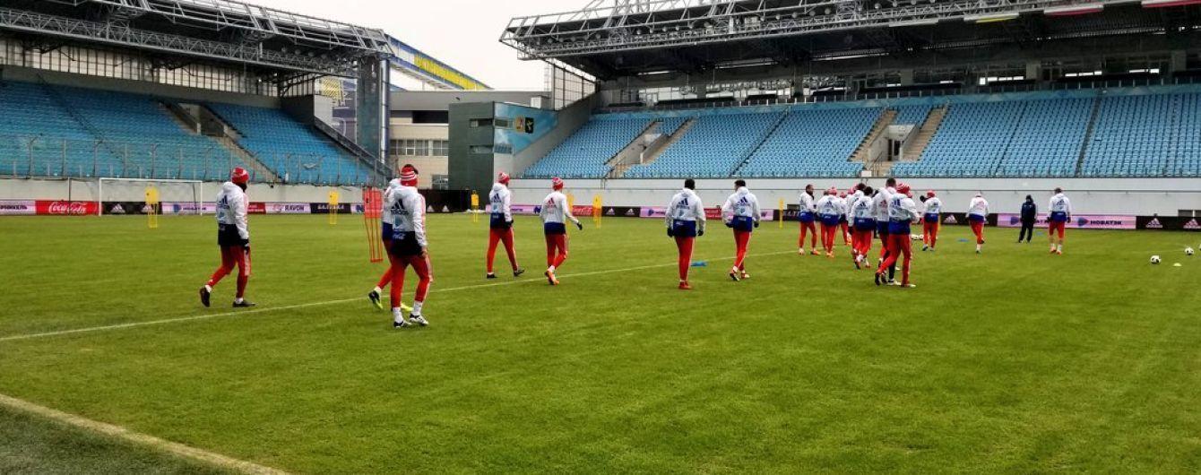 Сборную России по футболу более 5 часов проверяли на допинг