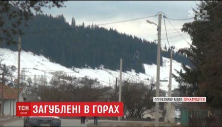 Турист погиб в Карпатах во время поднятия на гору