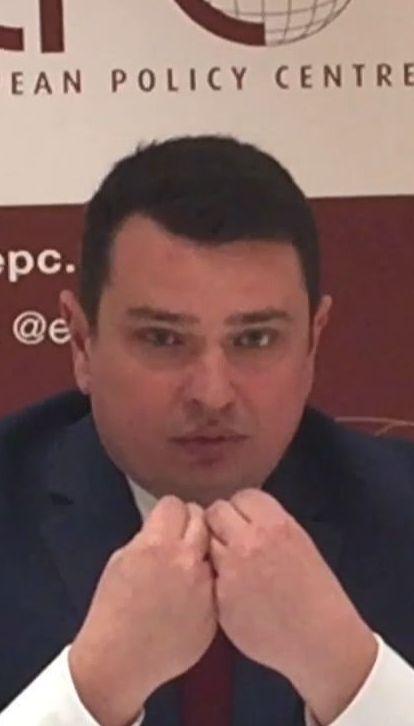 """Артем Ситник відреагував на інформацію про """"жучки"""" НАБУ у кабінеті Холодницького"""