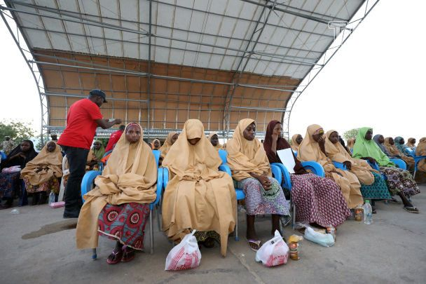 В Нигерии из плена исламистов освободили 101 школьницу