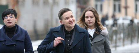 Савченко заявила о сексуальном домогательстве начальника штаба воинской части